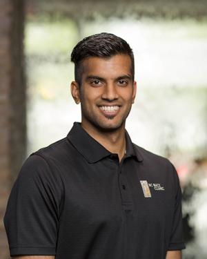 Surrey Physiotherapist Aj Bains