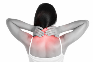 Neck Pain - chiropractic adjustment