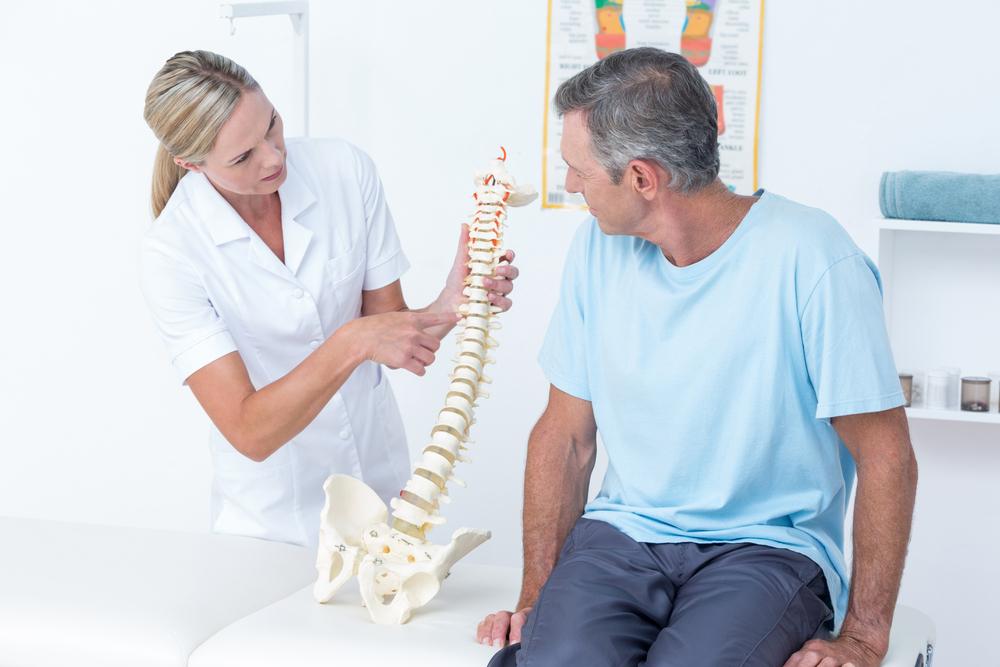 Chiropractor & Spine
